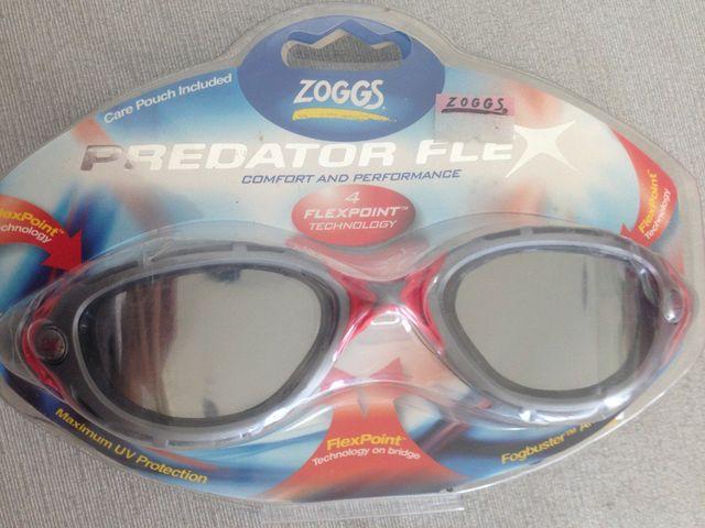 แว่นตาว่ายน้ำ Soggs รุ่น Predator Flex กัน UV สูงสุด