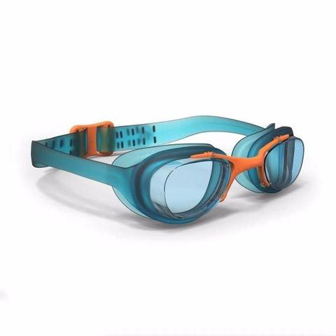 NABAIJI แว่นตาว่ายน้ำ XBASE S สีฟ้า ส้ม