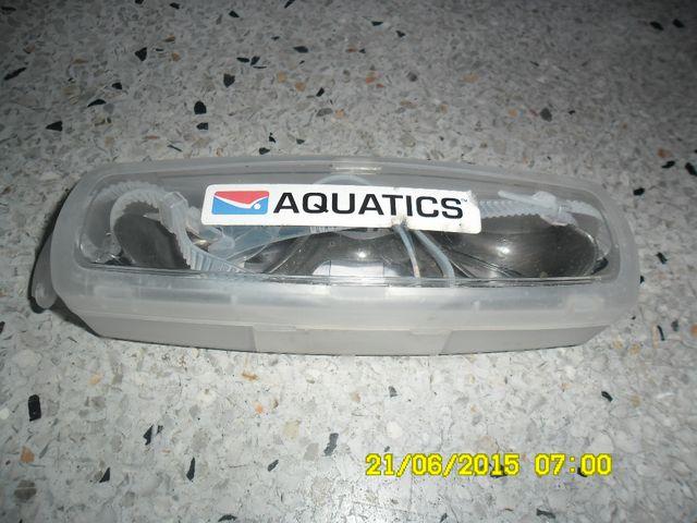 แว่นตาว่ายน้ำ ยี่ห้อ AQUATICS
